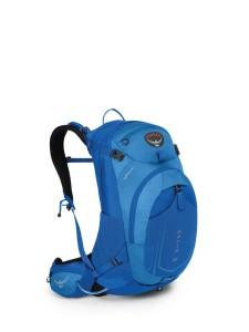 Osprey Manta AG 28 (Unisex, Size: M/L, Sonic Blue)