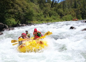 GRAND PRIZE: Two-day Tuolumne Rafting Trip for Two with OARS