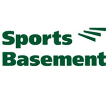 $100 gift certificate to Sports Basement